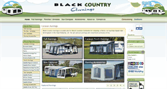 Preview of blackcountryawnings.co.uk